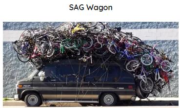 sag wagon